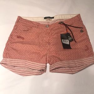 Madison Scotch Printed Shorts
